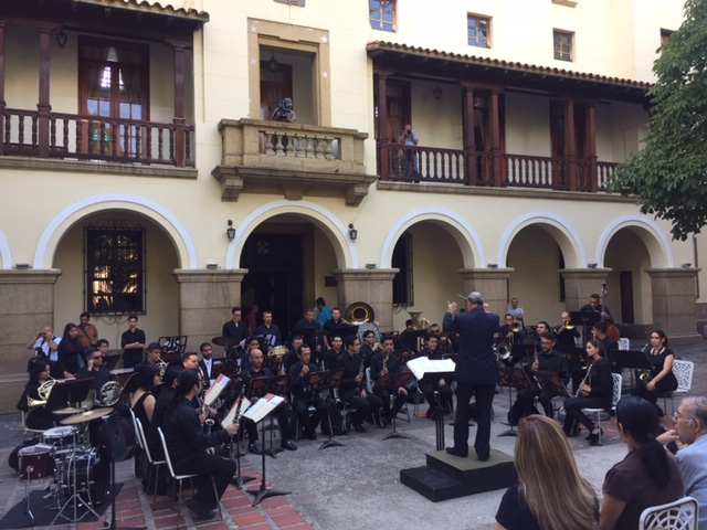 Aniversario 142 Banda Sinfónica de Mérida