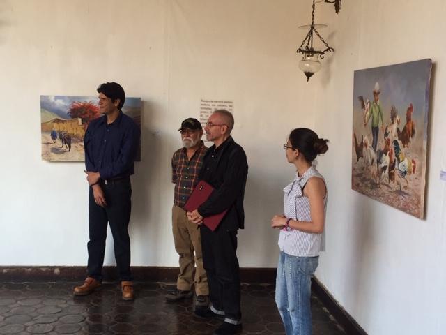 Exposición Arte y Memoria